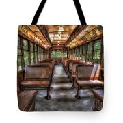 Vintage Trolley No. 948 Tote Bag