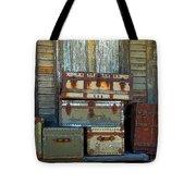 Vintage Trunks   Sold Tote Bag