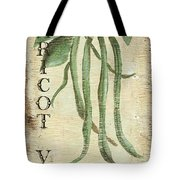 Vintage Vegetables 2 Tote Bag by Debbie DeWitt