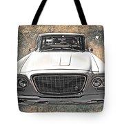 Vintage Vehicle Tote Bag