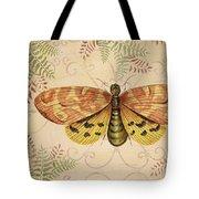 Vintage Wings-paris-c Tote Bag