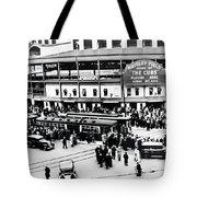 Vintage Wrigley Field Tote Bag