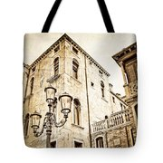 Vintage Venice  Tote Bag