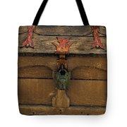 Vintge Strong Box Tote Bag