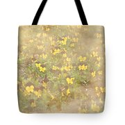 Viola Field Tote Bag