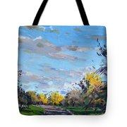 Viola Jogging Tote Bag