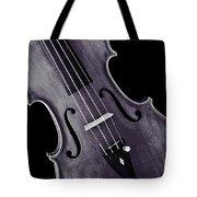 Viola Violin Photograph Strings Bridge In Sepia 3263.01 Tote Bag