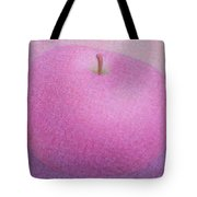 Violet Apple Tote Bag