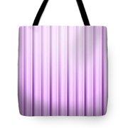 Violet Band Tote Bag
