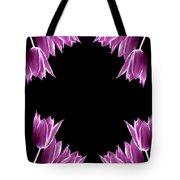 Violet Bells Tote Bag
