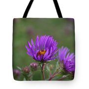 Violet Breeze Tote Bag