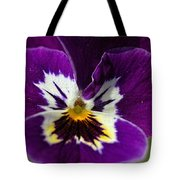 Violet Macro Tote Bag