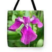 Violet Moment Tote Bag