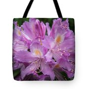 Violet Pleasure Tote Bag