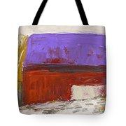 Violet Roof Tote Bag