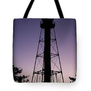 Violet Sunset Tote Bag