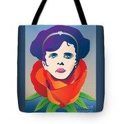 Violetta Of La Traviata Tote Bag