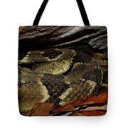Viper Den Tote Bag