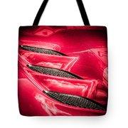Viper Gills Tote Bag