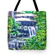 Viracious Falling Waters  Tote Bag