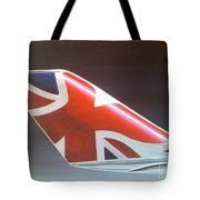 Virgin Atlantic Winglet Tote Bag