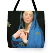 Virgin Of The Adoption Tote Bag