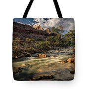 Virgin River Tote Bag