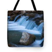 Virgin River Rapids Tote Bag