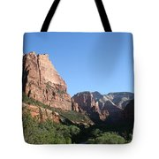 Virgin River View Tote Bag