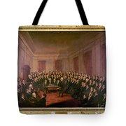 Virginia Convention 1829 Tote Bag