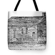 Virginia Court House Tote Bag