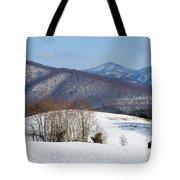 Virginia Mountain High Tote Bag
