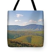 Virginia Mountains  Tote Bag