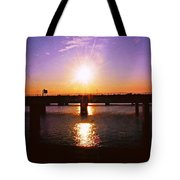 Virginia Sunset Tote Bag