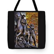 Virginia To Her Sons At Gettysburg - War Fighters - Band Of Brothers 1b Tote Bag