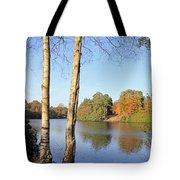 Virginia Water Windsor Berkshire Uk  Tote Bag