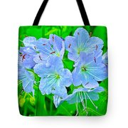 Virginia Waterleaf Near Alamo-michigan Tote Bag