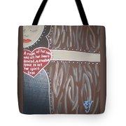 Virginia Woolf Tote Bag