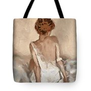 Virginity Tote Bag