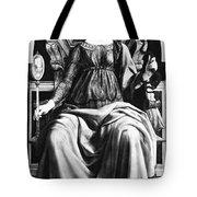 Virtues Prudence C1470 Tote Bag
