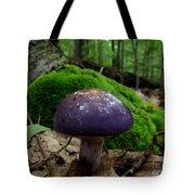 Viscid Violet Cort Tote Bag