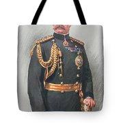 Viscount Kitchener Of Khartoum Tote Bag