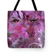 Vision Of Joy Tote Bag