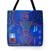 Vision Quest Tote Bag