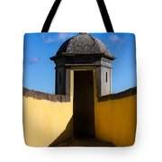 Vision Sweeps The Field Tote Bag