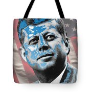 Visionary Tote Bag by Jimi Bush