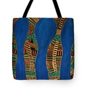 Visionary Track Tote Bag