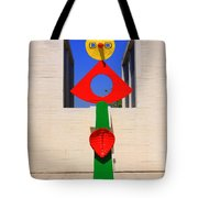 Visions Of Miro Tote Bag