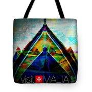 Visit Malta Tote Bag