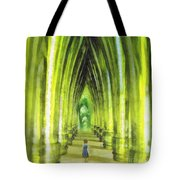 Visiting Emerald City Tote Bag